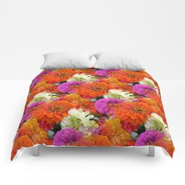 Flower Power Comforters