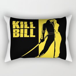 Kill Bill Rectangular Pillow