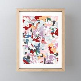 tsukiko Framed Mini Art Print
