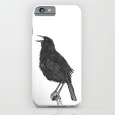 Tordo - Blackbird iPhone 6s Slim Case