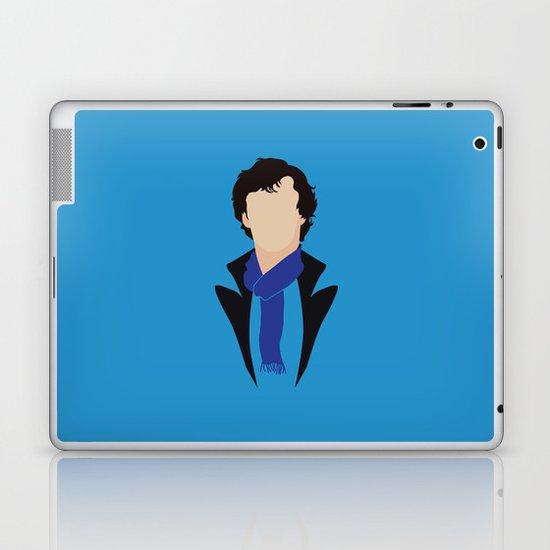 1 Sherlock Holmes Laptop & iPad Skin