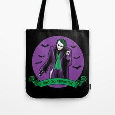 The Villain Tote Bag