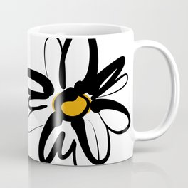 Doodle Daisy Coffee Mug