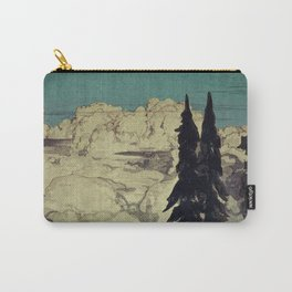 The Pending Storm at Hike Carry-All Pouch