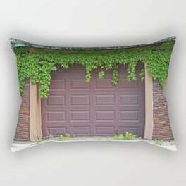 Old West End Mary Manse College Power Plant III Rectangular Pillow