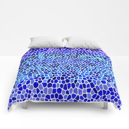 THINK BLUE Comforters