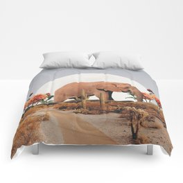 CINNAMON Comforters