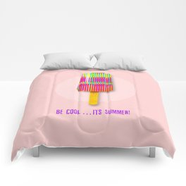 Be Cool . . . Its Summer! Comforters