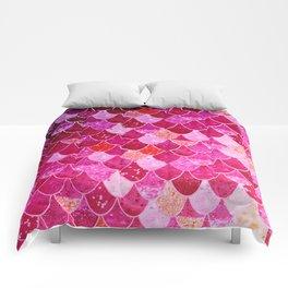 PINK  MERMAID Comforters