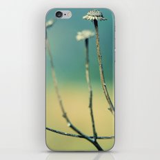Straight For This Life iPhone & iPod Skin