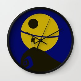 K2-SO Halloween Wall Clock