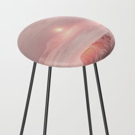 Pastel desert Counter Stool