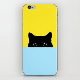 Kitty iPhone Skin