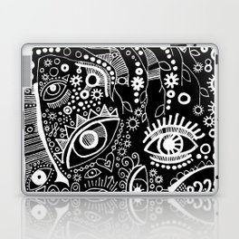 """The Watching Willow"" Laptop & iPad Skin"