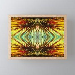 Firethorn II by Chris Sparks Framed Mini Art Print