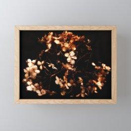 Warm Glow Framed Mini Art Print