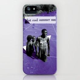 magic boys iPhone Case