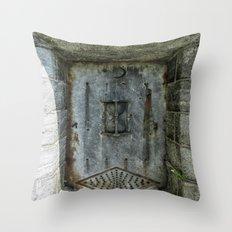 Moon Time Throw Pillow