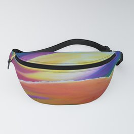 Look to the sky Fanny Pack