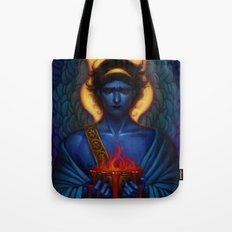 Angel (untitled) Tote Bag