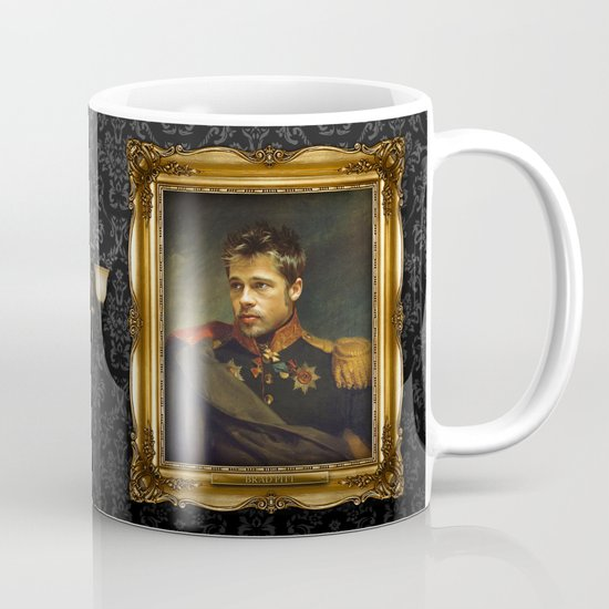 Brad Pitt - replaceface Mug