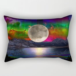 You Are My Moon Rectangular Pillow