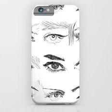Many Eyes iPhone 6s Slim Case