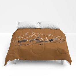 Crush. Comforters