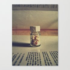 Candy Poison Canvas Print