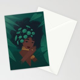 Pilea Stationery Cards