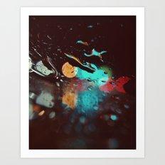 Night Visions Art Print