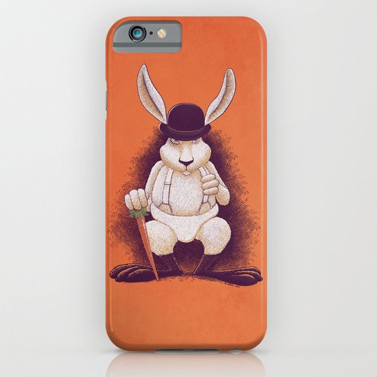 A Clocwork Carrot iPhone & iPod Case