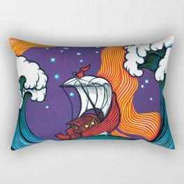 Guiding Star Rectangular Pillow