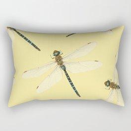 Dragonfly pattern Rectangular Pillow