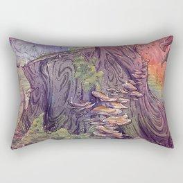 The Magic Stump Rectangular Pillow