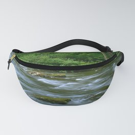 Scenic Trout Stream Fanny Pack