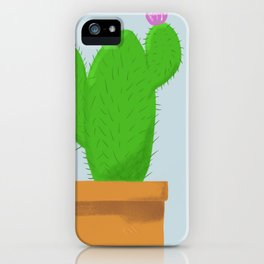 Nopal iPhone Case