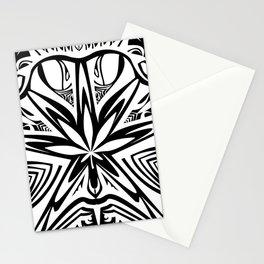 bud buggin white Stationery Cards