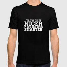 Funny Funny Humor Funny Irony Cool T-shirt