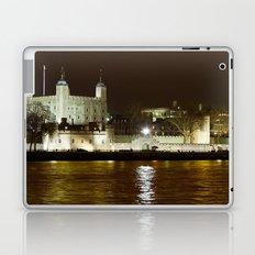 The Tower of London Laptop & iPad Skin