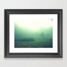 Chasing the Dawnlight Framed Art Print