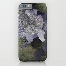 FLORAL FORREST Slim Case iPhone 6s