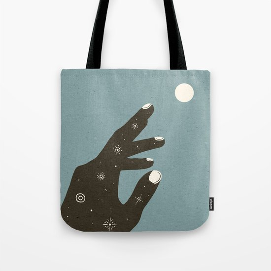 Dead Stars In Our Hands Tote Bag