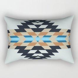 American Native Pattern No. 133 Rectangular Pillow