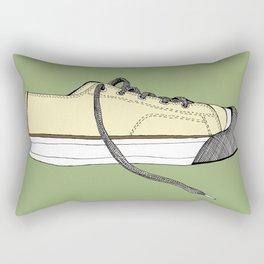 Sneaker in profile Rectangular Pillow
