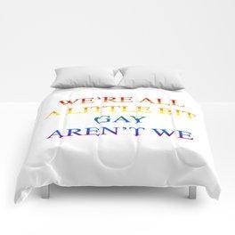 Harry Styles - We're all a little bit gay aren't we Comforters