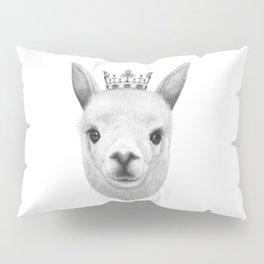 The King Lama Pillow Sham