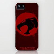 thundercat iPhone (5, 5s) Slim Case