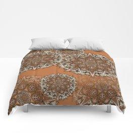 Baals - Flowing mandalas B of Alphabet collection Comforters