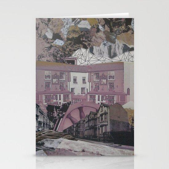 Waterworks Stationery Cards